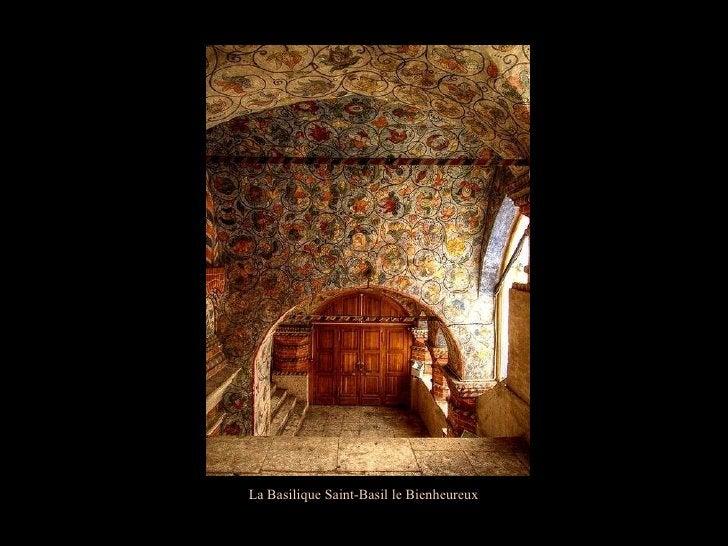 La Basilique Saint-Basil le Bienheureux