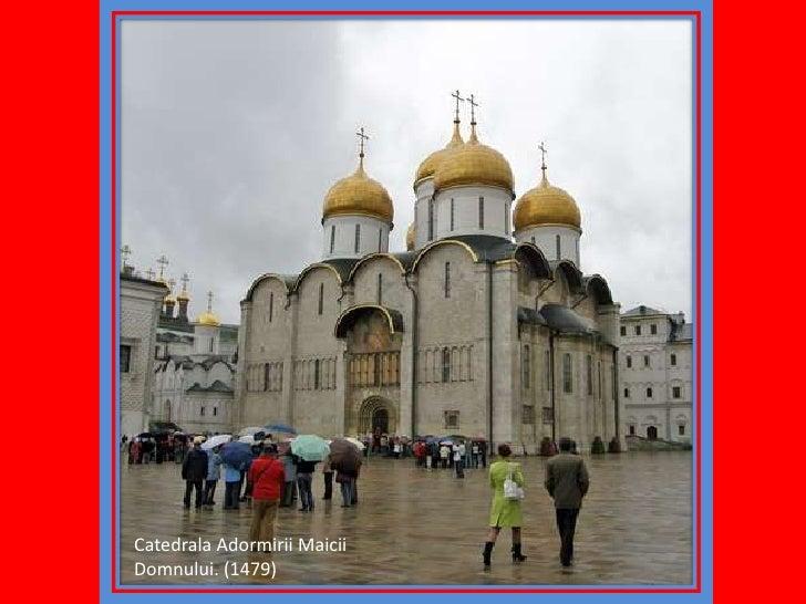 CatedralaAdormiriiMaiciiDomnului. (1479)<br />
