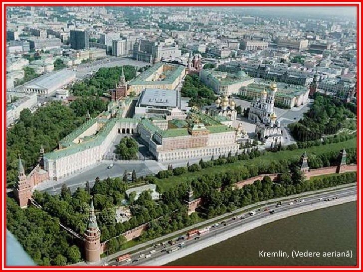 Kremlin, (Vedereaeriană)<br />