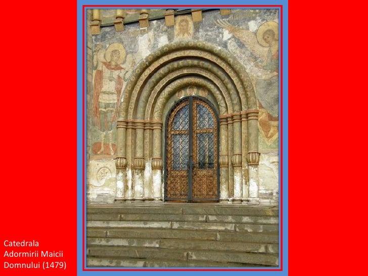 CatedralaAdormiriiMaiciiDomnului (1479)<br />