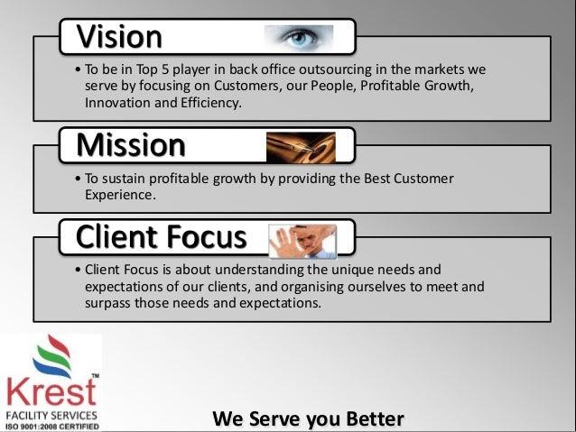 Facilities Management Services : Krest facilities management services