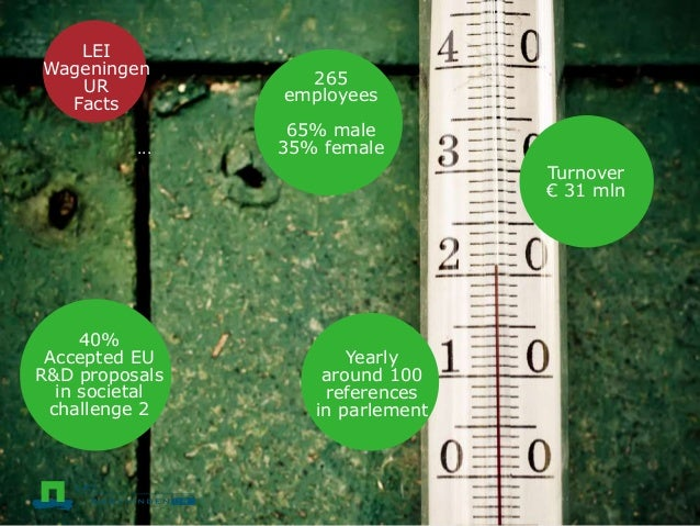 EUFRESHINFO ICT and business Rotterdam dec 2015 Slide 3