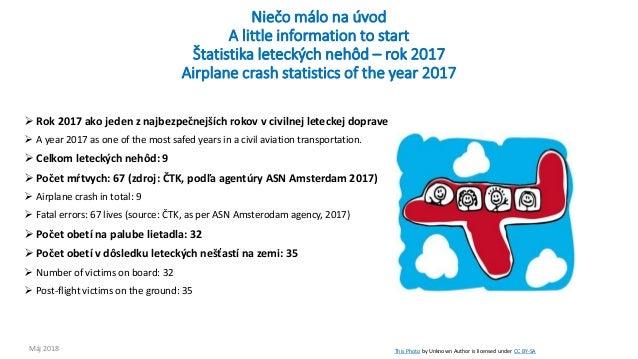 Kriminalistika Letecke nehody zajistovani stop - zapoctova prace 2018 Slide 2
