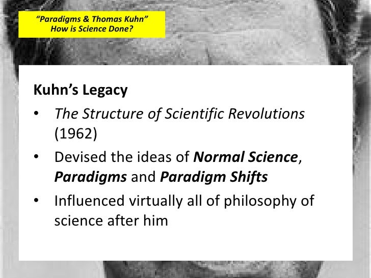 thomas kuhn the structure of scientific revolutions essay Thomas kuhn is the author of the structure of scientific revolutions (400 avg rating, 18738 ratings, 929 reviews, published 1962), a critica da ciencia.