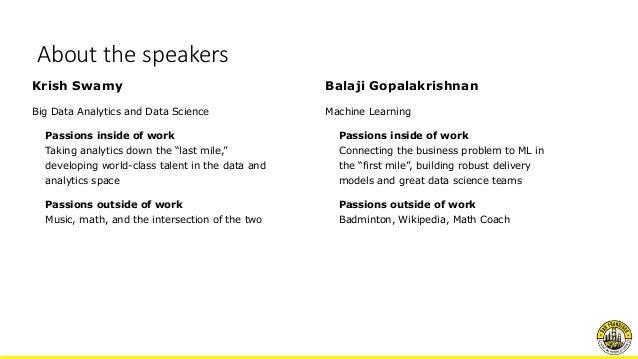 Krish Swamy + Balaji Gopalakrishnan, Wells Fargo - Building