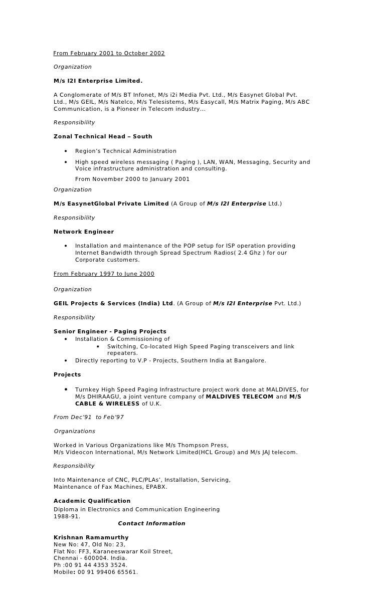 IT Head Resume It Head Resume 3 728 It Head Resume Messaging Administrator  Sample Resume Messaging Administrator Sample Resume