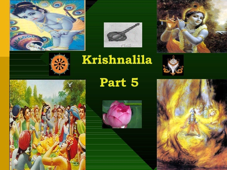 Krishnalila  Part 5