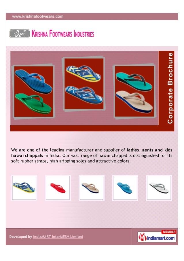 35a47a3eb Krishna Footwears Industries