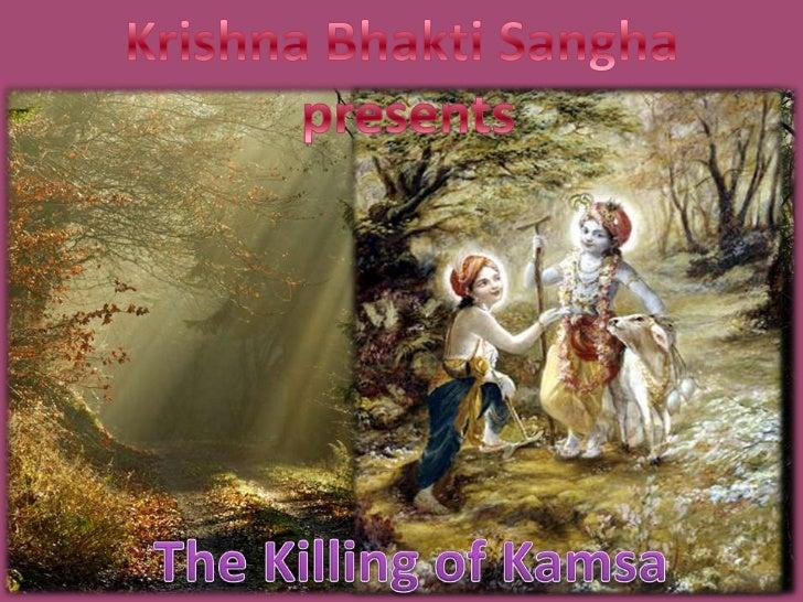 Recap…Kuvalayapida killedChanura challenges krishna