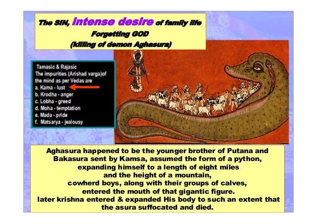 Krishna leelas inner meaning / BHAGAVATAM- KRISHNA LEELAS