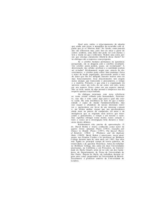 ending of time j krishnamurti pdf