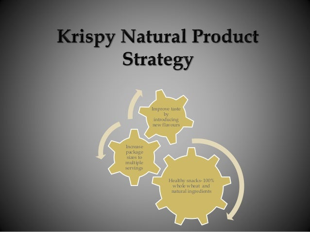 krispy natural Looking to expand into the salty snack market, the company acquires krispy inc   to reformulate and re-launch the krispy brand as krispy natural, which offers .