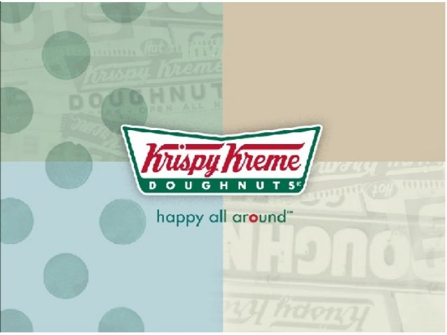 krispy kreme case number 1 The number of krispy kreme stores continued to grow in the years that followed   so on october 1, 1946 a corporation named the krispy kreme  letter to  stockholders and a brief report on a court case entitled how not to.