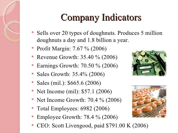 objectives of krispy kreme You would think corporate-turnaround specialist stephen f cooper could not possibly remain so busy in january 2002 he signed up as interim ceo of bankrupt enron corp.