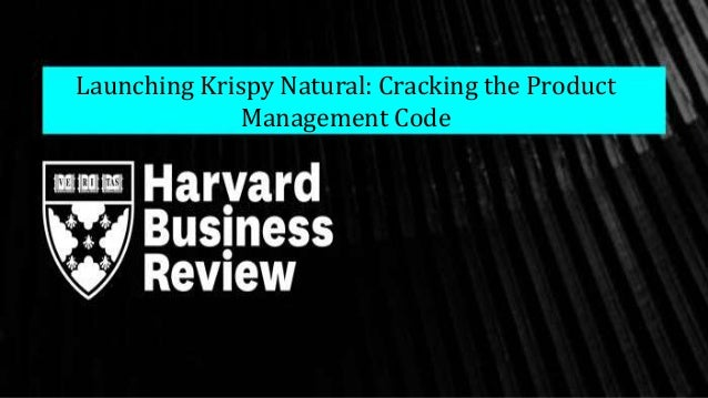 """launching krispy natural cracking the Owolabi owolabi, toluwalase launching krispy natural situation analysis industry: us cracker industry cracker sales $69 billion 75% of the market share is controlled by kraft, kellogg co and pepperidge farm 74% of the of respondents consume salty snacks frequently, 34% consume weekly """"all other"""" category accounts for 75% of sales."""