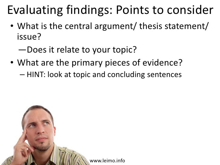 how to write a graduate seminar paper