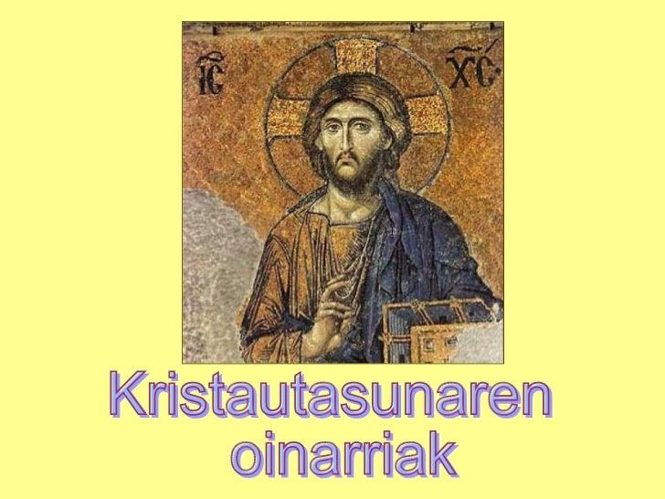 Kristautasunaren oinarriak