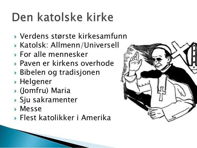 kristendom norge Jørpeland