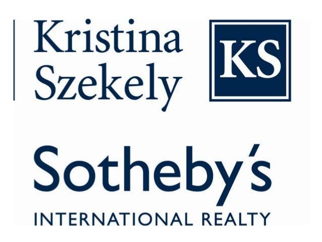 Kristina Szekely Sotheby's International Realty es sinónimo de propiedades de prestigio en Marbella, Sotogrande, Madrid y ...