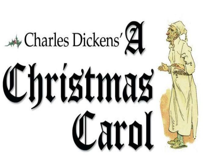Students Presentation A Christmas Carol 2