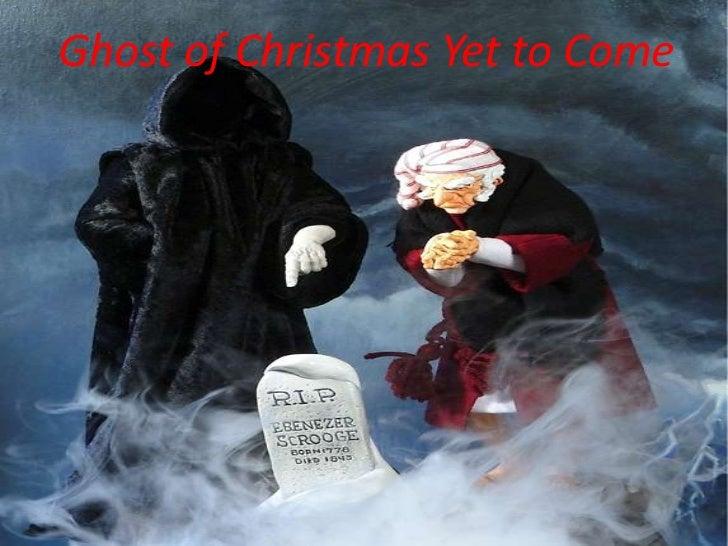 Students' presentation: A Christmas Carol 2