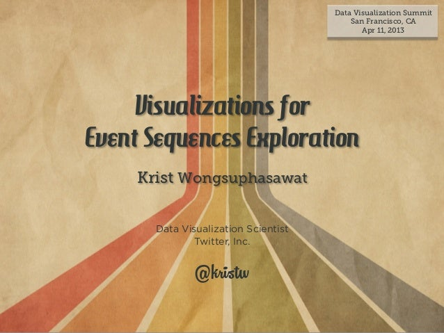 Data Visualization Summit                                          San Francisco, CA                                      ...