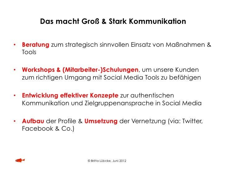 Umgang mit Kritik in den sozialen Medien Slide 2