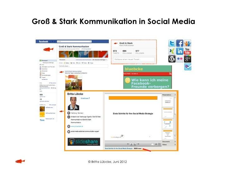 Umgang mit Kritik in den sozialen Medien Slide 3