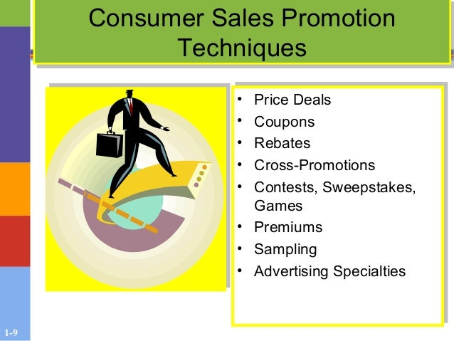 Sales Promotion & Marketing Sales