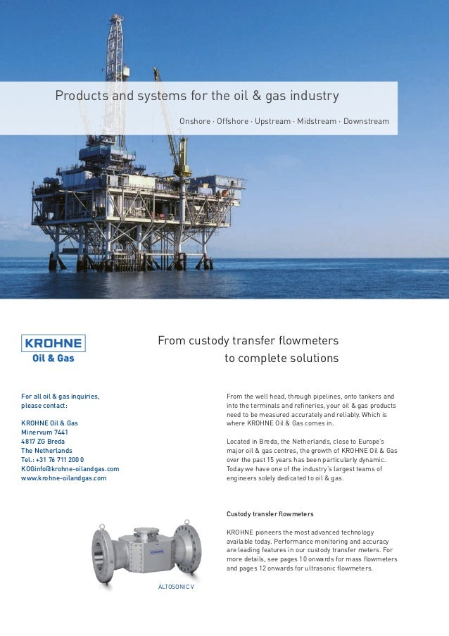 Krohne Hazardous Area Process Instrumentation Meters Measurement - Pr…