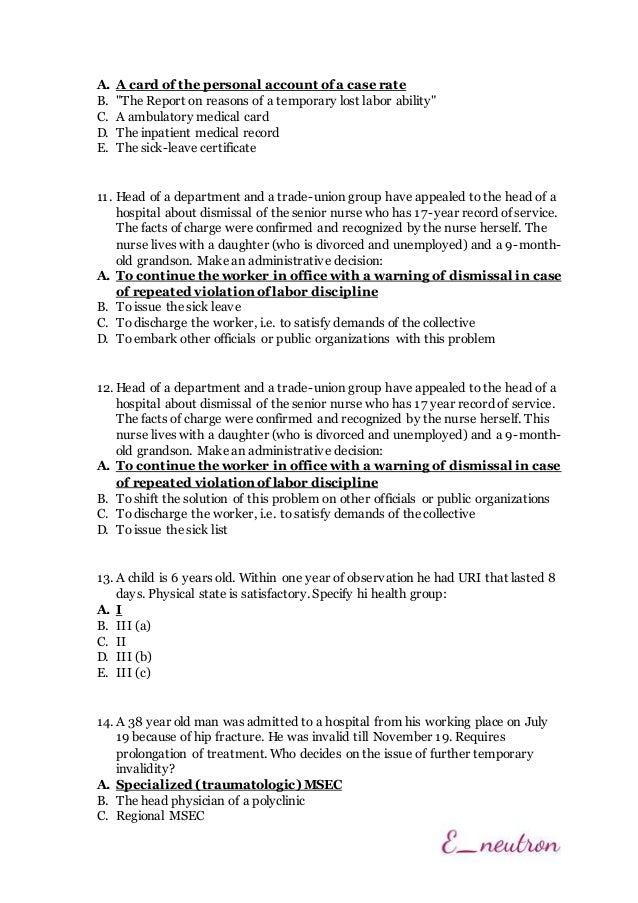 Krok 2 - 2014 (Hygiene)