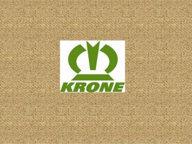 Biomassa – Outro segmento no qual a Krone tem expertise é o de produção de fardos para biomassa, para queima em fornos e s...