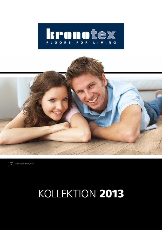 D  Schutzgebühr 5,00 €  Kollektion 2013 1