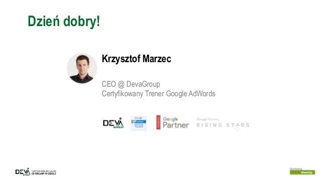 Przentacja z Marketing Meetup Salesmanago Slide 2