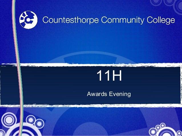 Awards Evening11H