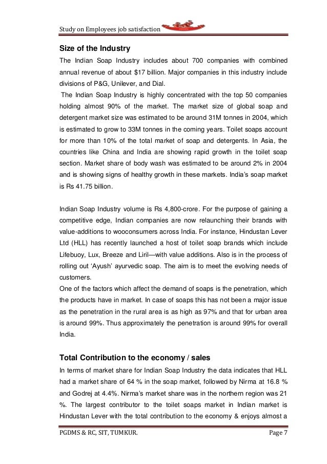 case study hindustan lever limited The present study is made to make a detailed analysis of working capital management of hindustan a case study of hul // hindustan lever limited swot.