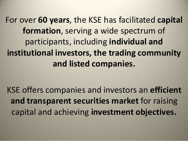 the karachi stock exchange Definition of karachi stock exchange in the financial dictionary - by free online english dictionary and encyclopedia what is karachi stock exchange meaning of.