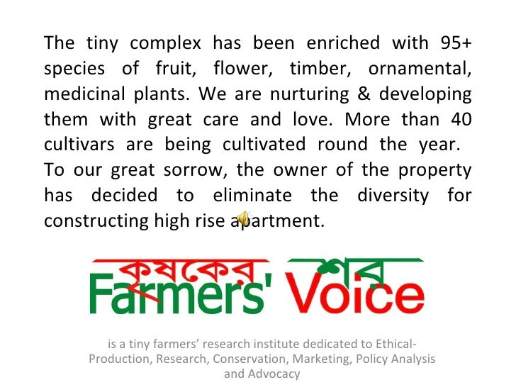 The tiny complex has been enriched with 95+ species of fruit, flower, timber, ornamental, medicinal plants. We are nurturi...