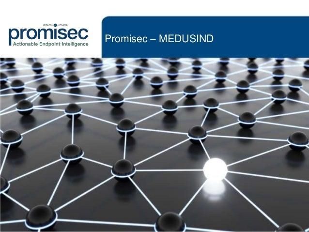 Promisec – MEDUSIND