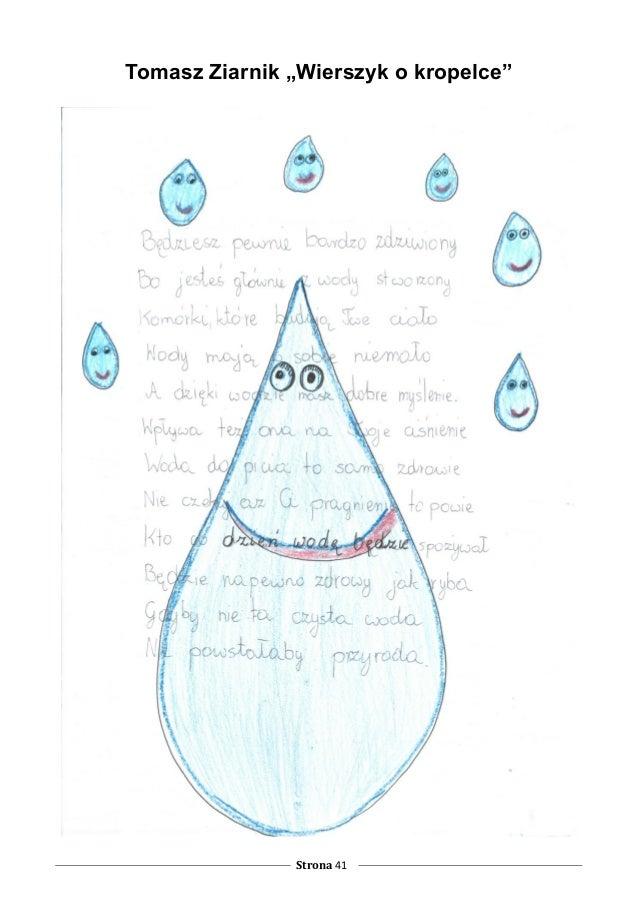 Historia Kropli Wody Pl Story Of Water Drop