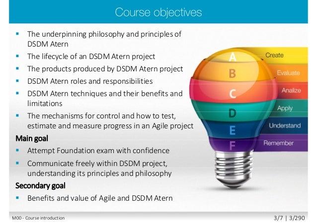 DSDM® Atern® - Foundation Slide 3