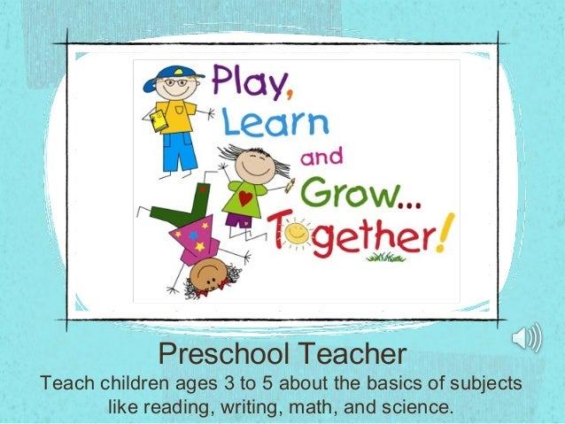 interview for preschool teacher