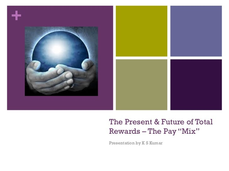 "The Present & Future of Total Rewards – The Pay ""Mix"" Presentation by K S Kumar"