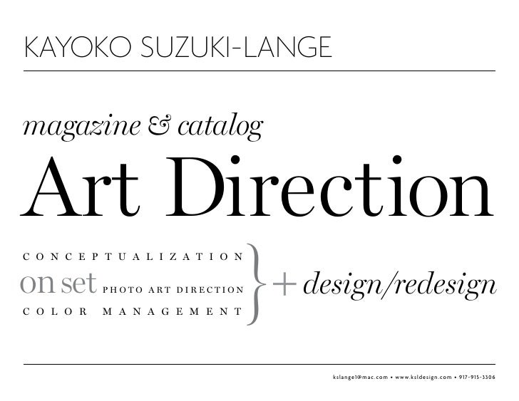 kayoko suzuki-Lange  magazine & catalog  Art Direction       } c o n c e p t u a l i z a t i o n   on   set+ c o l o r    ...
