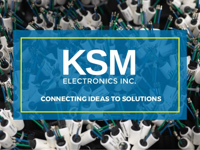 CONNECTING IDEAS TO SOLUTIONS
