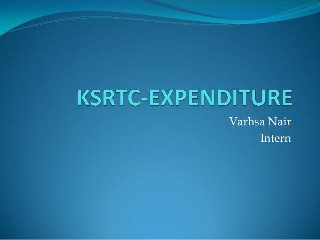 Varhsa Nair Intern