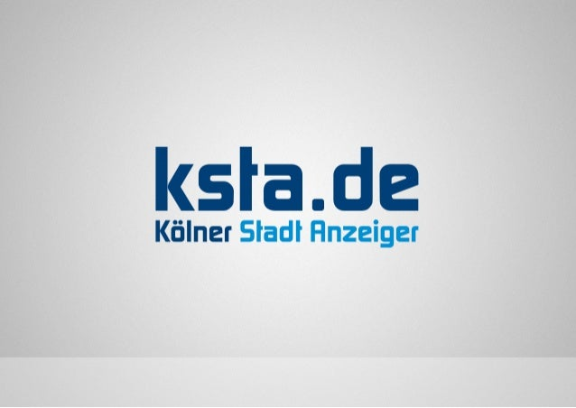 Anleitung www.ksta.de