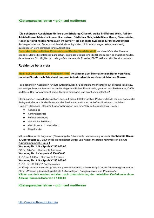 KüstenparadiesIstrien−grünundmediterran   DieschönstenAussichtenfürIhrepureErholung:Olivenöl,weißeTrüff...