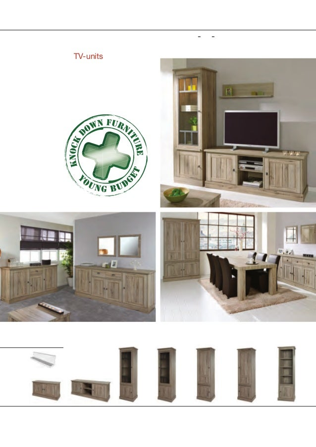 York cottage style vs timeless romance Multiple table options L - X - T TV-units with solid look doorframes MEUBAR TV 1 12...