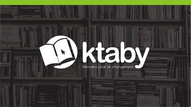 ktabyManuels pour le changement ktabyManuels pour le changement